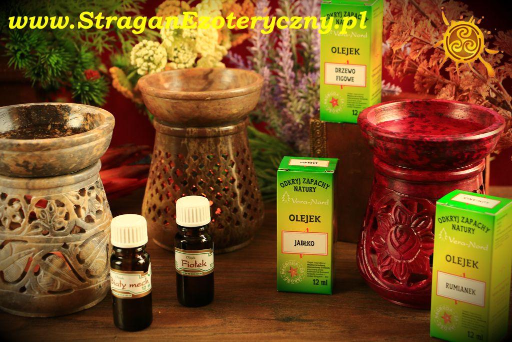 Olejki eteryczne, Kominki do aromaterapii