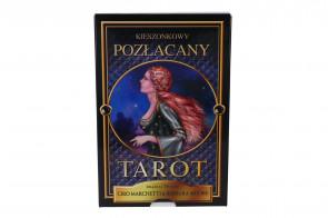 Pozłacany Tarot (Gilded Tarot) Ciro Marchetti- karty Tarota