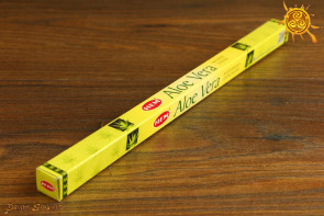 Kadzidełko Aloe Vera Hem - oczyszcza przestrzeń, przywołuje pozytywne wibracje