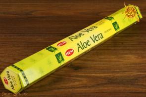 Kadzidełko Aloe Vera - spokój, delikatność