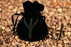 Woreczek amulet talizman OCHRONA DLA DZIECI - chroni przed złym okiem, wypadkami