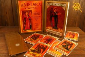 Anielska wyrocznia - książka i karty anielskie