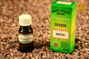 Olejek Vera Nord - Bazylia 12 ml