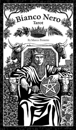 Bianco Nero Tarot – karty tarota