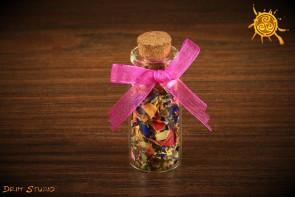 Buteleczka Miłości - magiczne zioła przywołają i będą strzec miłość