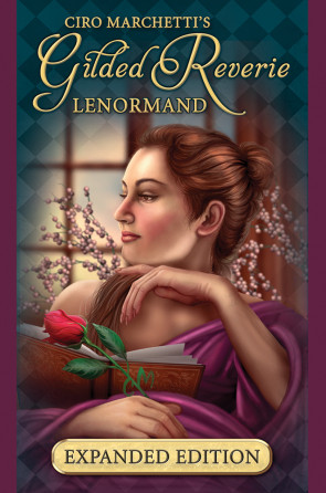 Gilded Reverie LENORMAND by Ciro Marchetti EXPANDED EDITION - karty Lenormand