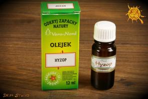 Olejek Vera Nord - Hyzop 12ml