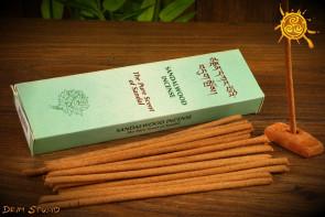 Kadzidełko Tybetańskie Sandalwood Sanadał The Pure Scent of Sandal - kadzidełko naturalne