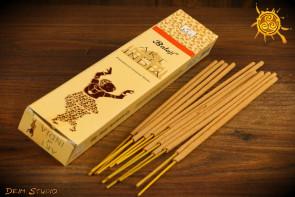 Kadzidełko Art of India pyłkowe Balaji - wyjątkowy baśniowy zapach