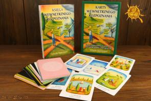 Karty Wewnętrznego Rozpoznania - Karty + książka - Chuck Spezzano