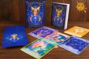 Kryształowe przesłania aniołów. Karty i podręcznik - Doreen Virtue