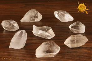 Kryształ Górski naturalny 25-37g SZPIC - logiczne myślenie, dobry sen, ochrona