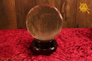 Kula do wróżenia WIELKA śr. 14 cm - odczytywnaie przyszłości z kryształowej kuli