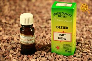 Olejek Vera Nord - Kwiat Lotosu 12 ml
