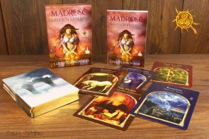 Mądrość ukrytych królestw - Książka + karty - Colette Baron-Reid