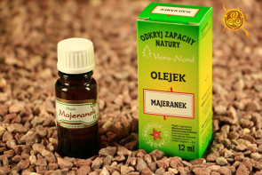 Olejek Vera Nord - Majeranek 12 ml