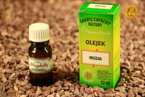 Olejek Vera Nord - Migdał 12 ml