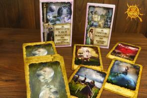 Mistyczny Tarot Marzyciela - Heidi Darras, Barbara Moore - karty Tarota