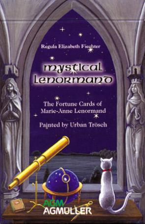 Lenormand Mistyczny -  karty - Mystical Lenormand