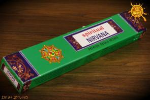 Kadzidełko SPIRITUAL NIRVANA pyłkowe naturalne