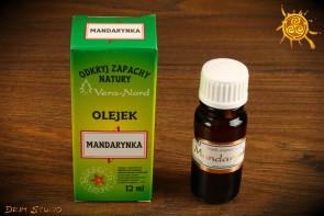 Olejek Vera Nord - Mandarynka 12 ml