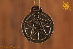 Pentagram Agryppy - ochrona na wszystkich poziomach