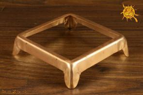Podstawka pod piramidkę miedzianą