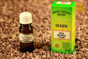 Olejek Vera Nord - Róża, Orchidea i Ylang 12 ml