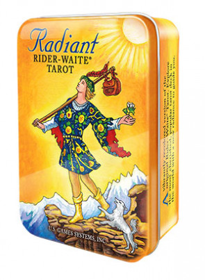 Radiant Waite Tarot - karty Tarota