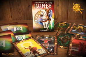Magia Run Nowa Edycja! - Karty The Power of the Runes - KARTY RUNICZNE VOENIX