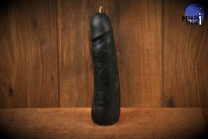 Czarna Świeca Falliczna FALLUS - magia seksualna, płodności