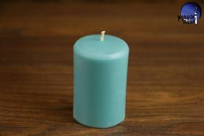 Błękitna Świeca rozmiar XL - przywołanie spokoju, pozbycie się nałogów, wierność, dobry sen