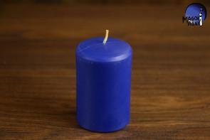 Niebieska Świeca rozmiar XL - pozbycie się nałogów, wierność, harmonia w domu