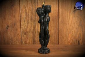Czarna Świeca Separacyjna Kochanków Adama i Ewy  - trudne rozstanie, zakończenie związku, rozwód