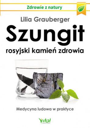 Szungit rosyjski kamień zdrowia. Lilia Grauberger