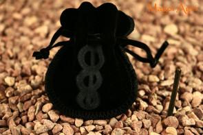 Woreczek amulet talizman DOBRE ZDROWIE - dobra kondycja ciała psychicznego i fizycznego