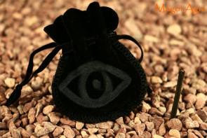Woreczek amulet talizman NA NAUKĘ, ZDANIE EGZAMINU. DLA UCZĄCYCH SIĘ - koncentracja, kreatywność