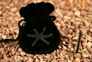 Woreczek amulet talizman  UTRATA WAGI - pomoc w walce z pokusami i nawykami