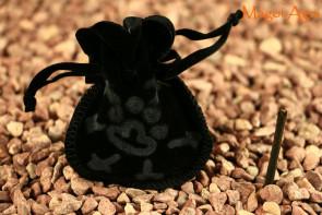 Woreczek amulet talizman OCHRONA ZWIERZĄT - opieka energetyczna dla zwierząt