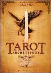 Tarot Archetypowy - Manuela Klara Olszewska książka i karty Tarota
