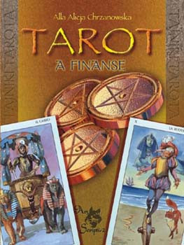 Tarot a finanse - Alla Alicja Chrzanowska
