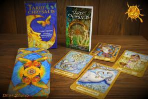 CHRYSALIS TAROT – karty + książka tarota EDYCJA POLSKA