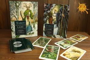 Tarot pradawnego lasu - Mark Ryan, John Matthews