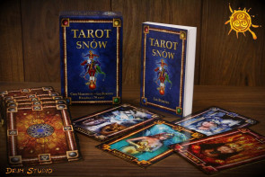 Tarot Snów Tarot of Dreams Ciro Marchetti - karty Tarota