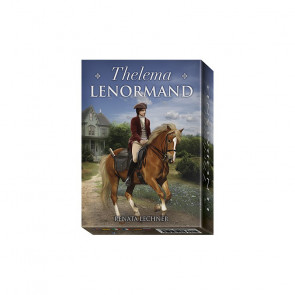 Thelema Lenormand Oracle Cards. Renata Lechner. Karty Lenormand