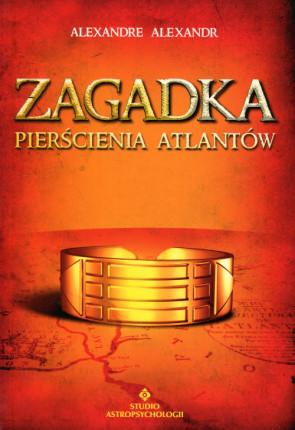 Zagadka pierścienia Atlantów - Alexandre Alexandr