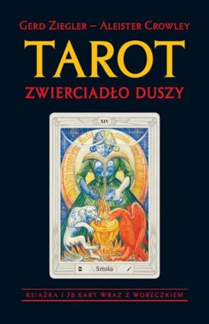 Tarot  Zwierciadło duszy karty Alistera Crowley'a + książka - karty Tarota