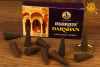 Kadzidełko Darshan stożkowe - chroni, oczyszcza, demaskuje ludzi do nas nieprzychylnie nastawionych