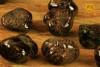 Granat obrabiany 20-30g - zachęca do nauki, chroni przed złodziejami