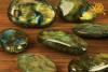 Labradoryt Spektrolit obrabiany 14-22g - kamień szczęścia, ochrony i koncentracji